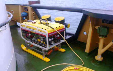 ROV Subsea Pipeline Inspection