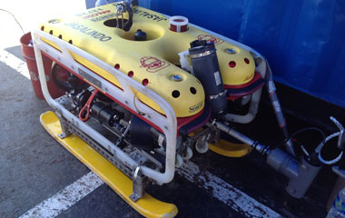 Offshore Pipeline Cathodic Protection Survey